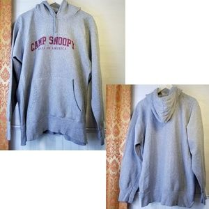 Vintage 90s Camp Snoopy, MoA MVSport Pull-over
